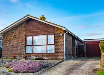 Thumbnail 3 bed detached bungalow for sale in Valley Drive, Seaford