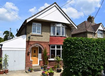 Thumbnail 4 bed detached house for sale in Rowden Road, Chippenham, Wiltshire