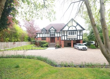 Thumbnail 4 bed detached house to rent in Fishery Road, Maidenhead, Berkshire