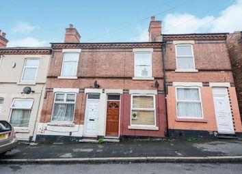Thumbnail 2 bed terraced house for sale in Port Arthur Road, Sneinton, Nottingham, Nottinghamshire