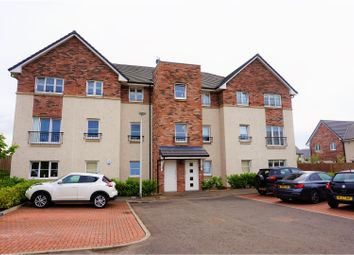 Thumbnail 2 bed flat for sale in James Weir Grove, Glasgow