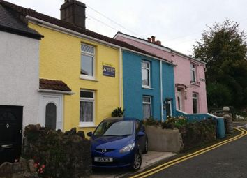 Thumbnail 2 bed terraced house for sale in Dunns Lane, Mumbles, Swansea