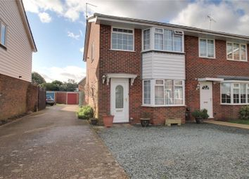 3 bed semi-detached house for sale in Brambletyne Close, Angmering, Littlehampton, West Sussex BN16