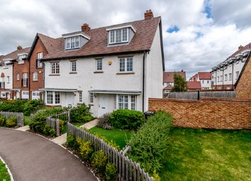 Thumbnail 4 bed semi-detached house for sale in Wissen Drive, Letchworth Garden City