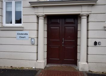 Thumbnail 2 bed flat to rent in Cinderella Court, Worcester