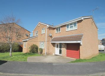 Thumbnail 5 bed detached house for sale in Church Drive, Quedgeley, Gloucester