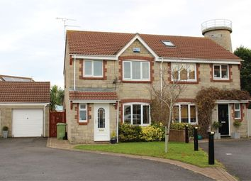 Thumbnail 3 bed semi-detached house for sale in 15 Maes Illtuds, Llantwit Major, South Glamorgan