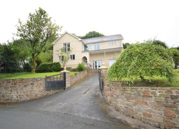 Thumbnail 5 bed detached house for sale in Hydfron Close, Llanddowror, St. Clears, Carmarthen