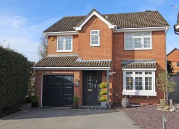 4 bed detached house for sale in Durley Crescent, Totton, Southampton SO40