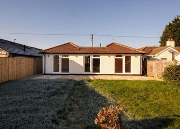 Thumbnail 3 bed detached bungalow for sale in High Street, Sutton Courtenay