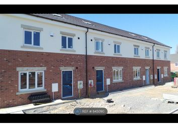 Thumbnail 4 bed terraced house to rent in Cardinal Grove, Normanton