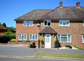 Thumbnail 4 bed semi-detached house for sale in Nursery Hill, Shamley Green, Guildford