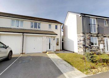 3 bed semi-detached house for sale in Sandpiper Road, Derriford PL6
