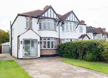 Thumbnail 3 bed semi-detached house for sale in Goodhart Way, West Wickham