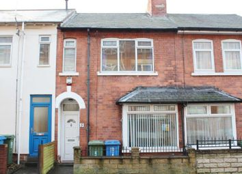 Thumbnail 2 bedroom terraced house for sale in Milton Street, Mansfield