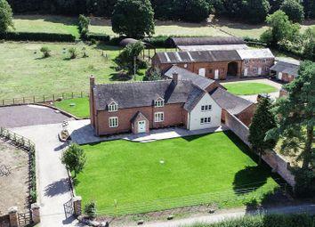 Thumbnail 4 bed property for sale in Kenstone, Hodnet, Market Drayton