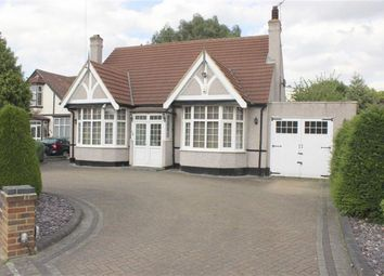 Thumbnail 4 bed detached bungalow for sale in Water Lane, Seven Kings, Essex