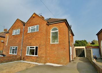 Thumbnail 3 bed semi-detached house for sale in Adversane Road, Worthing