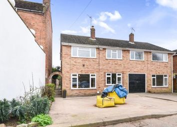Thumbnail 4 bed semi-detached house for sale in Nursery Walk, St Johns, Worcester, Worcestershire