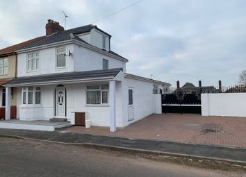 Thumbnail 5 bed semi-detached house for sale in Peters Street, Hill Top, West Bromwich