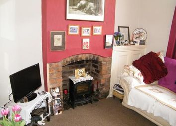 Thumbnail 2 bed terraced house for sale in Hungerford Avenue, Crewe, Cheshire