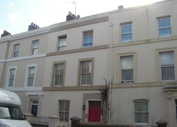 Thumbnail 3 bed flat to rent in North Road West, Plymouth, Devon