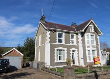 Thumbnail 5 bed detached house for sale in Rhydybont, Llanybydder