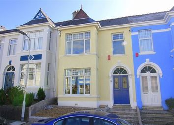Thumbnail 3 bed town house to rent in Short Park Road, Peverell, Plymouth