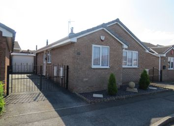 Thumbnail 2 bed detached bungalow for sale in Cardle Close, Forest Town, Mansfield