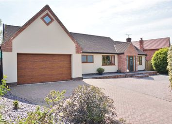 Thumbnail 3 bed detached bungalow for sale in Beech Road, Underwood, Nottingham