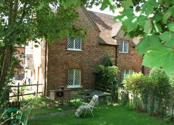 Thumbnail 2 bed end terrace house to rent in Bedford Street, Ampthill