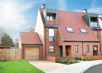 "Thumbnail 3 bed terraced house for sale in ""Moorhen"" at Derwent Way, York"