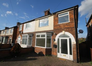 Thumbnail 3 bed semi-detached house to rent in Stanfell Road, Leicester