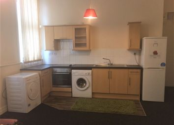 Thumbnail 1 bedroom flat to rent in Glebe Street, London Road, Leicester