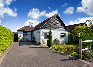 Thumbnail 3 bedroom detached bungalow for sale in The Crescent, Horsham