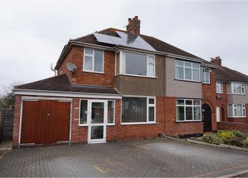 Thumbnail 3 bed semi-detached house for sale in Mollington Road, Leamington Spa