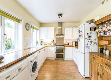 Thumbnail 3 bed end terrace house for sale in Andrew Road, Penarth