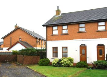Thumbnail 3 bed semi-detached house for sale in Old Forge Lane, Newtownards