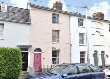 Thumbnail 4 bed terraced house for sale in Orchard Street, Blandford Forum