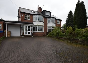 Thumbnail 4 bed semi-detached house to rent in The Drive, Roundhay, Leeds
