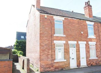 Thumbnail 2 bed end terrace house for sale in Titchfield Street, Mansfield