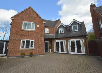 Thumbnail 5 bed property for sale in Cedar Close, Duffield, Belper