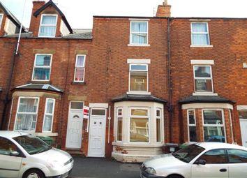 Thumbnail 3 bedroom terraced house for sale in Cedar Road, Forest Fields, Nottinghamshire