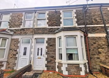 Thumbnail 3 bed terraced house for sale in Pontygwindy Road, Caerphilly