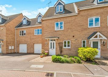 Thumbnail 4 bed town house for sale in East Of England Way, Orton Northgate, Peterborough, Cambridgeshire