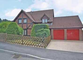 Thumbnail 4 bed detached house for sale in Outstanding Family House, St James Park, Tredegar