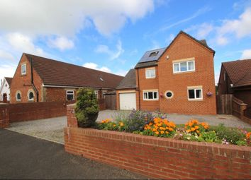 Thumbnail 4 bed detached house for sale in Barrons Way, Burnhope, Durham