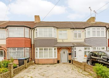 Thumbnail 3 bed terraced house for sale in Harlow Road, London