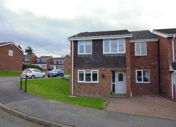 Thumbnail 3 bed detached house for sale in Goldsborough, Wilnecote, Tamworth