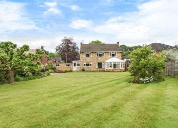 Thumbnail 4 bed detached house for sale in Hooke Road, East Horsley, Leatherhead